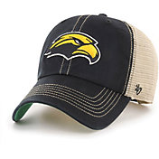 '47 Men's Southern Miss Golden Eagles Black Trawler Adjustable Hat