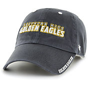 '47 Men's Southern Miss Golden Eagles Grey Ice Clean Up Adjustable Hat