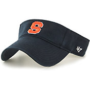 '47 Men's Syracuse Orange Blue Clean Up Adjustable Visor