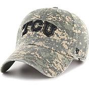 '47 Men's TCU Camo OHT Clean Up Adjustable Hat