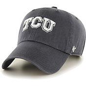 '47 Men's TCU Horned Frogs Grey Clean Up Adjustable Hat