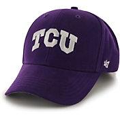 '47 Men's TCU Horned Frogs Purple Basic MVP Adjustable Hat