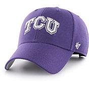 '47 Men's TCU Horned Frogs Purple MVP Adjustable Hat