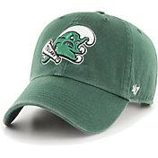 '47 Men's Tulane Green Wave Green Clean Up Adjustable Hat