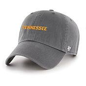 '47 Men's Tennessee Volunteers Grey Script Clean Up Adjustable Hat
