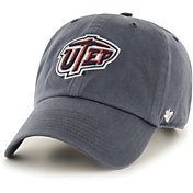 '47 Men's UTEP Miners Navy Clean Up Adjustable Hat