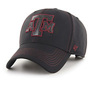 '47 Men's Texas A&M Aggies Battalion MVP Adjustable Black Hat