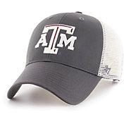 '47 Men's Texas A&M Aggies Grey Branson MVP Adjustable Hat