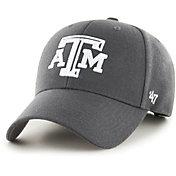 '47 Men's Texas A&M Aggies Grey MVP Adjustable Hat