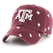 '47 Women's Texas A&M Aggies Maroon Confetti Adjustable Hat