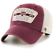 '47 Men's Texas A&M Aggies Maroon Crawford Clean Up Adjustable Hat