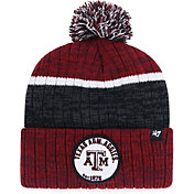 '47 Men's Texas A&M Aggies Maroon Holcomb Cuffed Knit Beanie