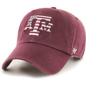 '47 Men's Texas A&M Aggies Maroon OHT Clean Up Adjustable Hat