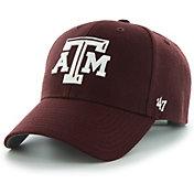 '47 Men's Texas A&M Aggies Maroon MVP Adjustable Hat