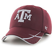 '47 Men's Texas A&M Aggies Maroon Sensei MVP Adjustable Hat