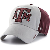 '47 Women's Texas A&M Aggies Brown Sparkle Clean Up Adjustable Hat