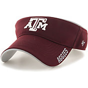 '47 Men's Texas A&M Aggies Maroon Top Rope Adjustable Visor