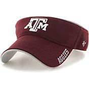 '47 Men's Texas A&M Aggies Maroon Top Rope Adjustable Visor