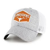 '47 Men's Texas Longhorns Hitch Contender Fitted Trucker Hat