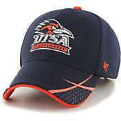 '47 Men's UT San Antonio Roadrunners Blue Sensei MVP Adjustable Hat