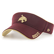 '47 Men's Texas State Bobcats Maroon Top Rope Adjustable Visor