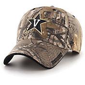 '47 Men's Vanderbilt Commodores Camo Realtree Frost MVP Adjustable Hat