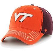 '47 Men's Virginia Tech Hokies Burnt Orange Phase Flexfit Hat