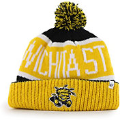 '47 Men's Wichita State Shockers Calgary Cuffed Knit Black Hat