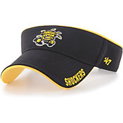 '47 Men's Wichita State Shockers Top Rope Adjustable Black Visor