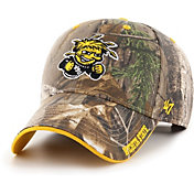 '47 Men's Wichita State Shockers Camo Realtree Frost MVP Adjustable Hat