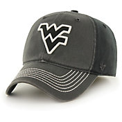 '47 Men's West Virginia Mountaineers Coffman Fitted Black Hat