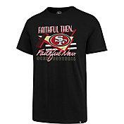 '47 Men's San Francisco 49ers Regional Rival Black T-Shirt