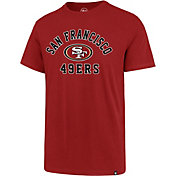 '47 Men's San Francisco 49ers Varsity Rival Red T-Shirt
