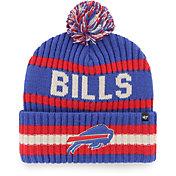 '47 Men's Buffalo Bills Bering Blue Cuffed Knit Hat