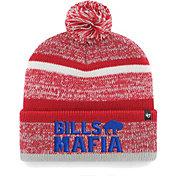 47 Men's Buffalo Bills Mafia Northwind Red Knit Beanie