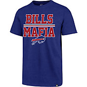 '47 Men's Buffalo Bills Mafia Royal Club T-Shirt