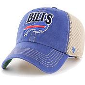'47 Men's Buffalo Bills Royal Tuscaloosa Clean Up Adjustable Hat