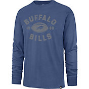 '47 Men's Buffalo Bills Franklin Blue Long Sleeve Shirt