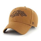 '47 x Carhartt Men's Cincinnati Bengals Tonal Brown MVP Adjustable Hat