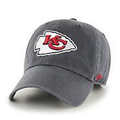 '47 Men's Kansas City Chiefs Cleanup Adjustable Hat