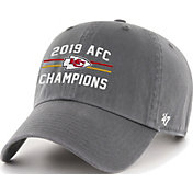 '47 Men's AFC Conference Champions Kansas City Chiefs Clean Up Adjustable Hat