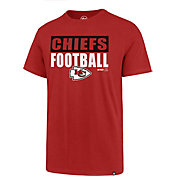'47 Men's Kansas City Chiefs Shadow Rival Red T-Shirt