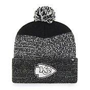 '47 Men's Kansas City Chiefs Static Cuffed Knit Hat