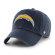 '47 Men's San Diego Chargers Cleanup Navy Adjustable Hat