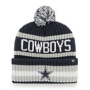 '47 Men's Dallas Cowboys Bering Navy Cuff Hat