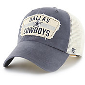 '47 Men's Dallas Cowboys Crawford Clean Up Adjustable Hat