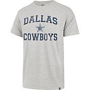'47 Men's Dallas Cowboys Arch Franklin Grey T-Shirt
