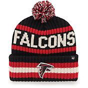 '47 Men's Atlanta Falcons Bering Black Cuffed Knit Hat