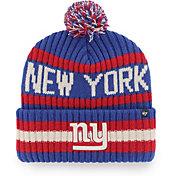 '47 Men's New York Giants Bering Royal Cuffed Knit Hat