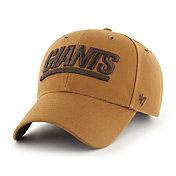 '47 x Carhartt Men's New York Giants Tonal Brown MVP Adjustable Hat